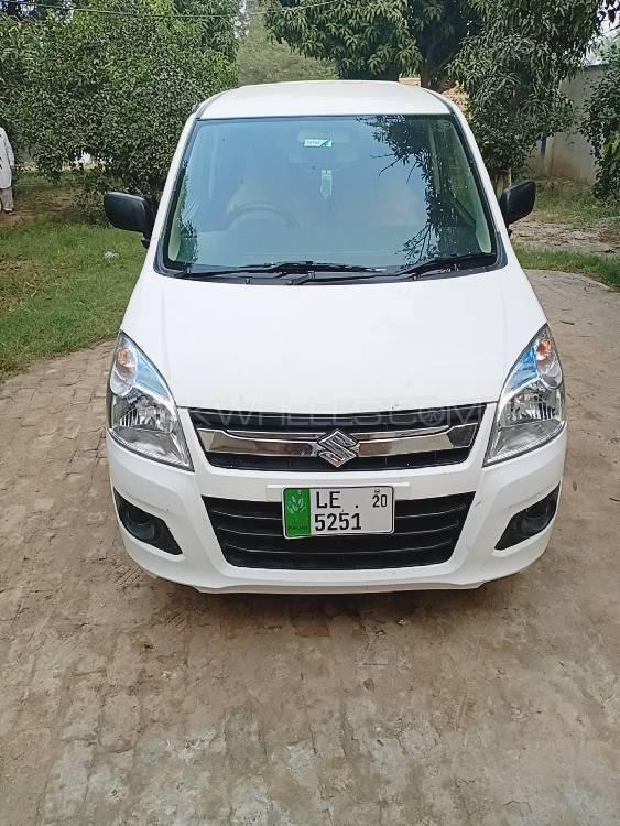 Suzuki Wagon R VXR 2020 Image-1
