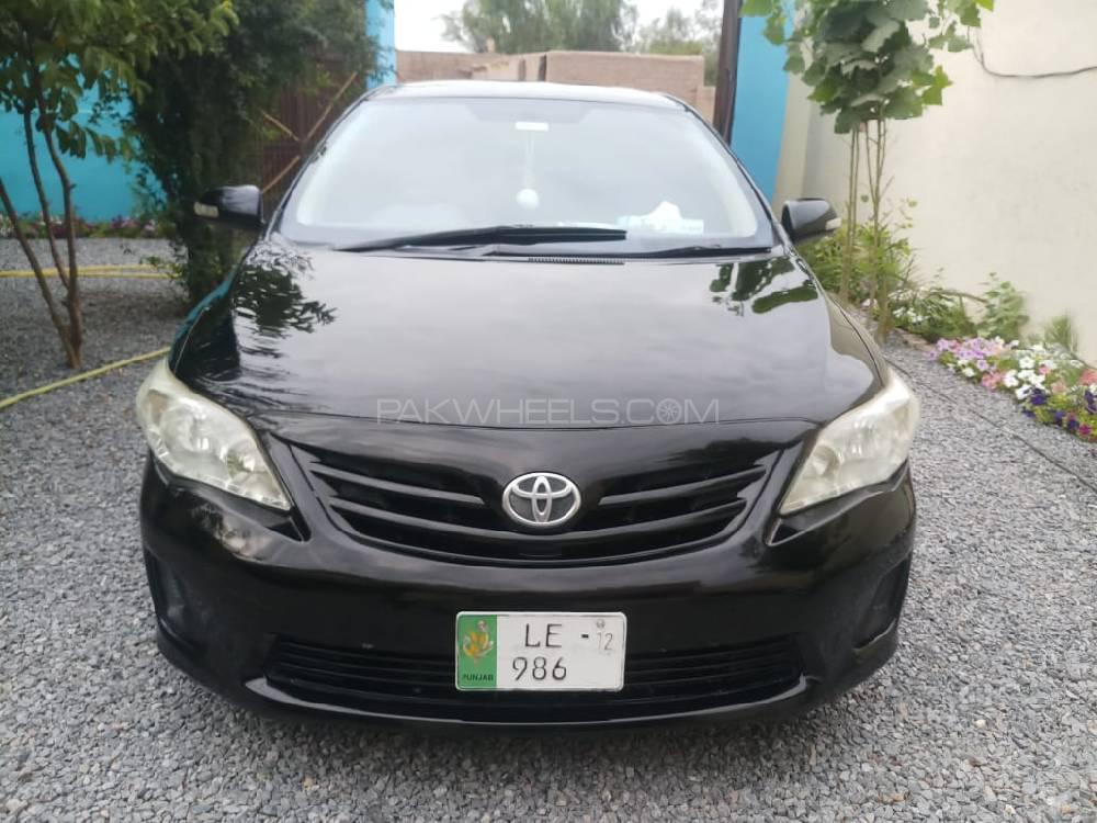 Toyota Corolla XLi VVTi 2011 Image-1