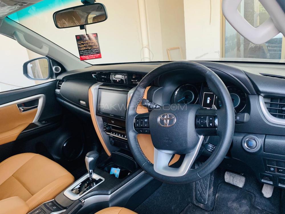 Toyota Fortuner TRD Sportivo 2020 Image-1