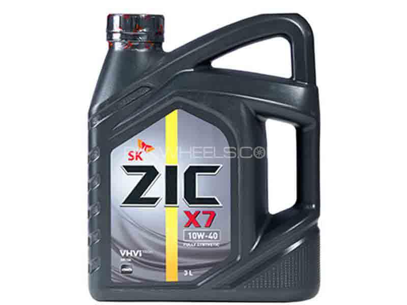 Zic X7 Eingine Oil 10W-40 - 3 Litre Image-1
