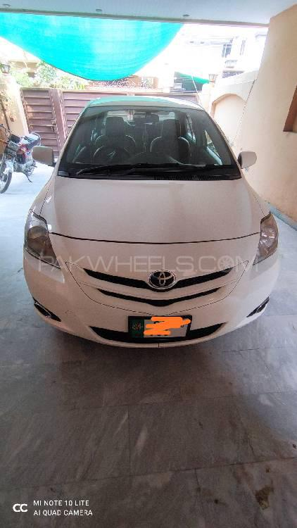 Toyota Belta X S Package 1.0 2010 Image-1