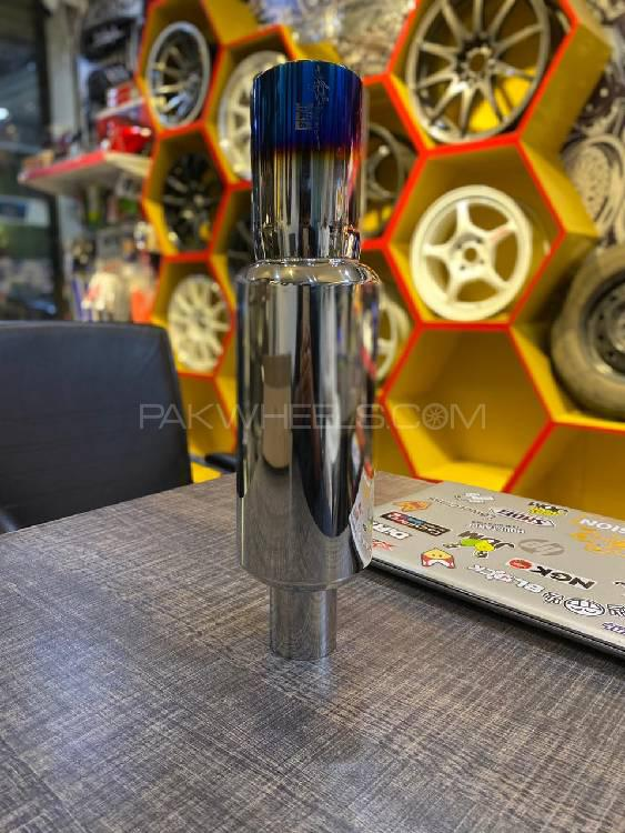 HKS small exhaust for sale Image-1