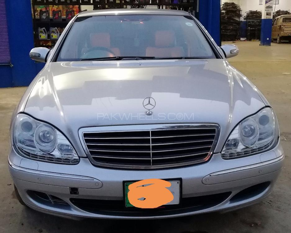 Mercedes Benz S Class 2003 Image-1