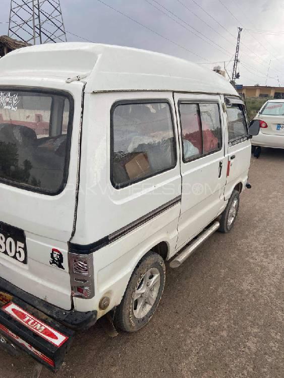 Suzuki Bolan GL 2007 Image-1