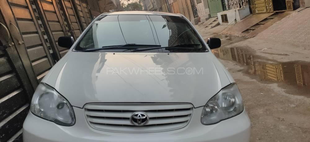 Toyota Corolla 2003 Image-1
