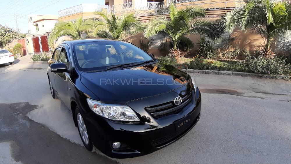 Toyota Corolla GLi Limited Edition 1.3 VVTi 2009 Image-1