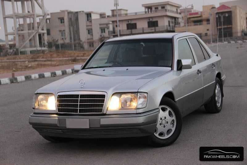 mercedes benz e series 1995 for sale in islamabad pakwheels