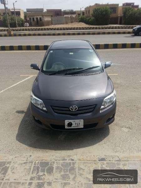 Toyota Corolla GLi 1.3 2010 Image-1