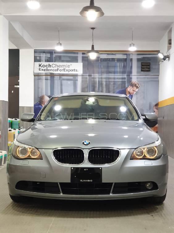BMW / بی ایم ڈبلیو 5 سیریز 530i 2005 Image-1
