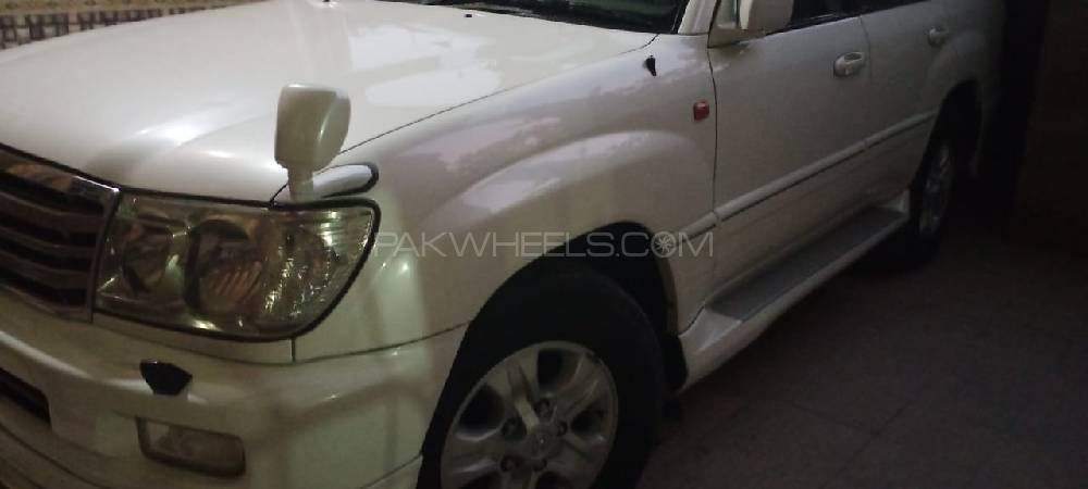 Toyota Land Cruiser VX Limited 4.7 2005 Image-1