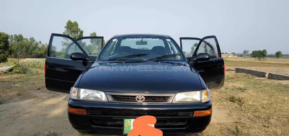 Toyota Corolla 2.0D 1995 Image-1