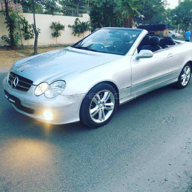 Mercedes Benz CLK Class CLK200 Kompressor 2006 Image-1