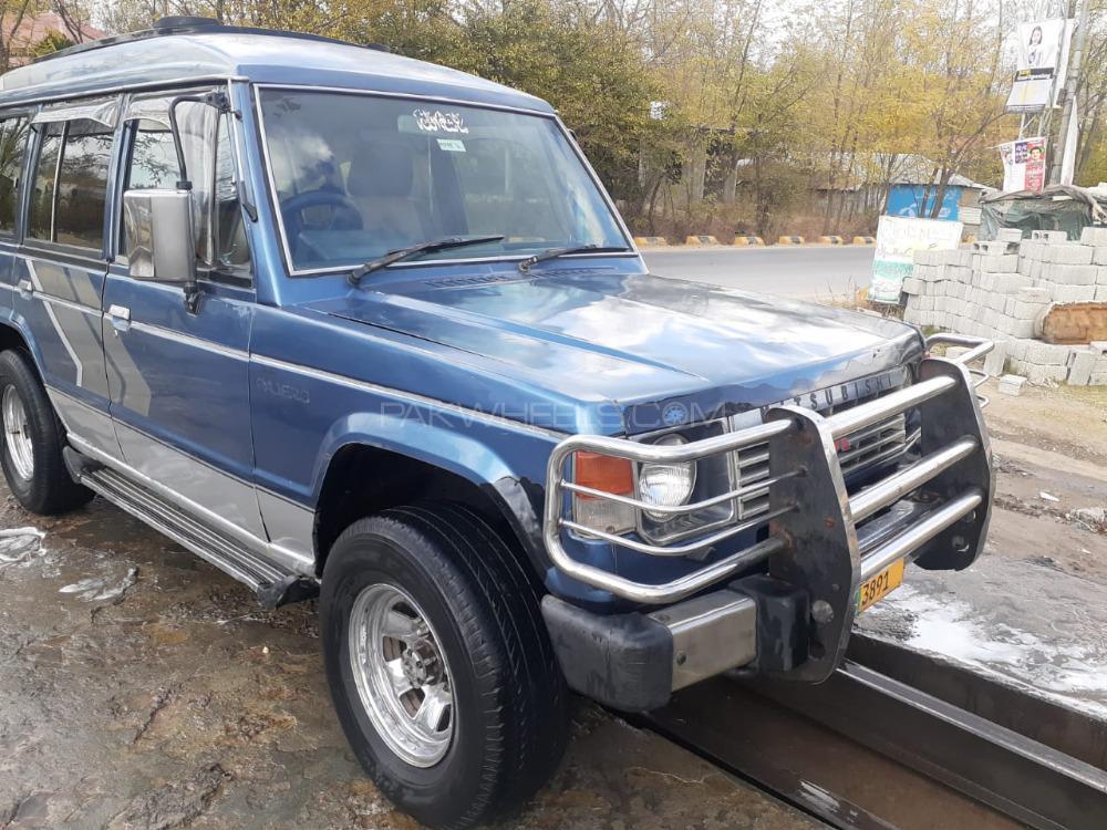 Mitsubishi Pajero Exceed 2.5D 1989 Image-1