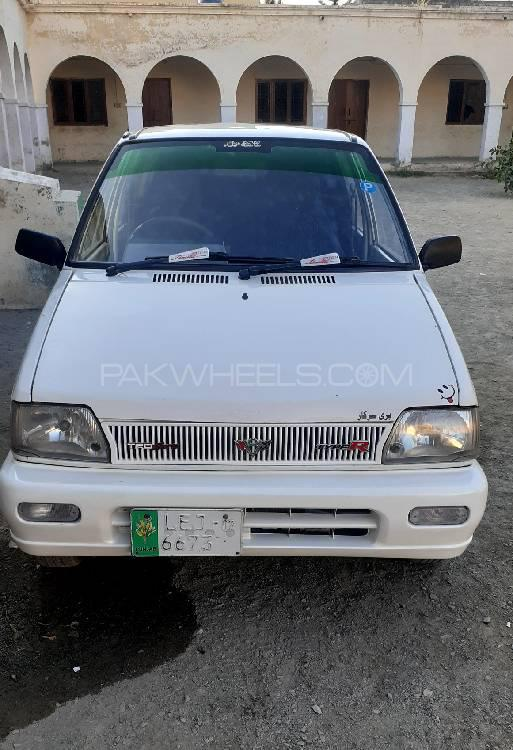 Suzuki Mehran VX (CNG) 2007 Image-1