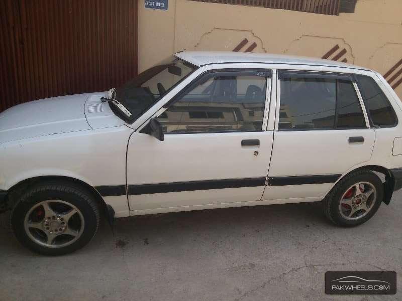 Suzuki Swift 1989 Image-6
