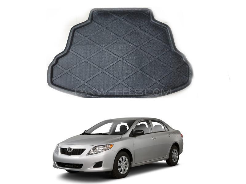 Toyota Corolla Trunk Mat Liner 2008-2014 Image-1