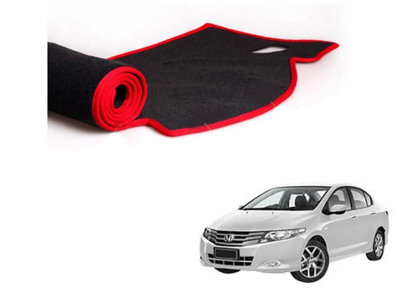 Honda City 2009-2020 Dashboard Carpet Mat Image-1