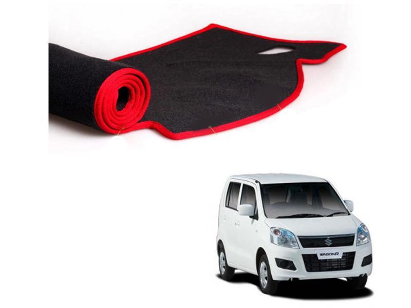 Suzuki Pak Wagon R 2014-2020 Dashboard Carpet Mat Image-1