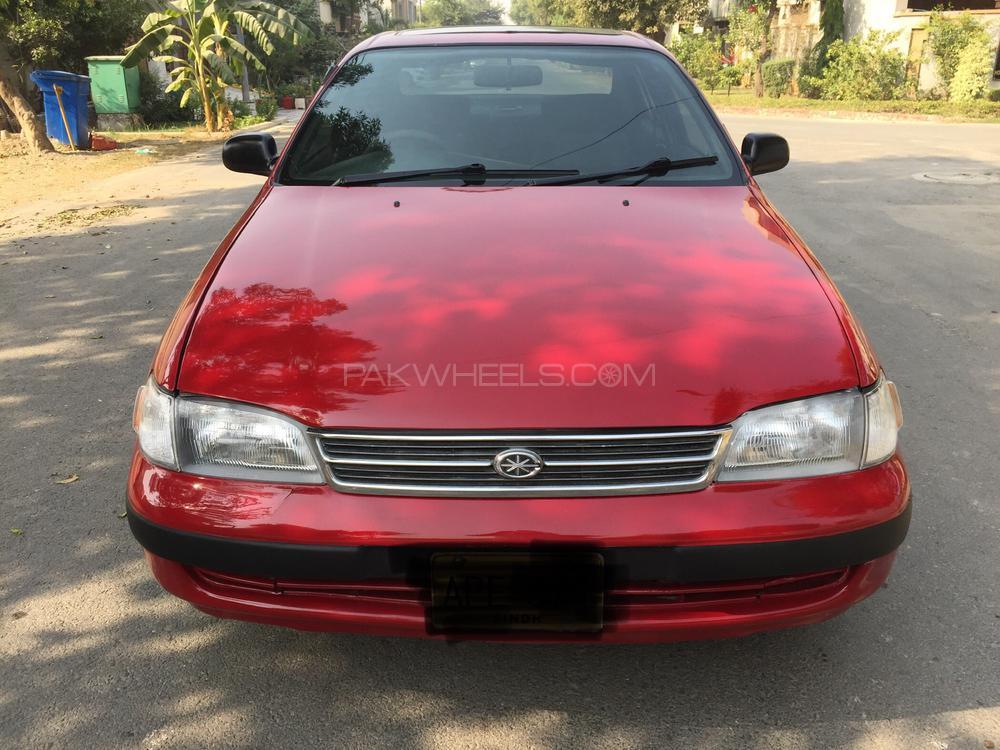 Toyota Corona EX Saloon G 1999 Image-1