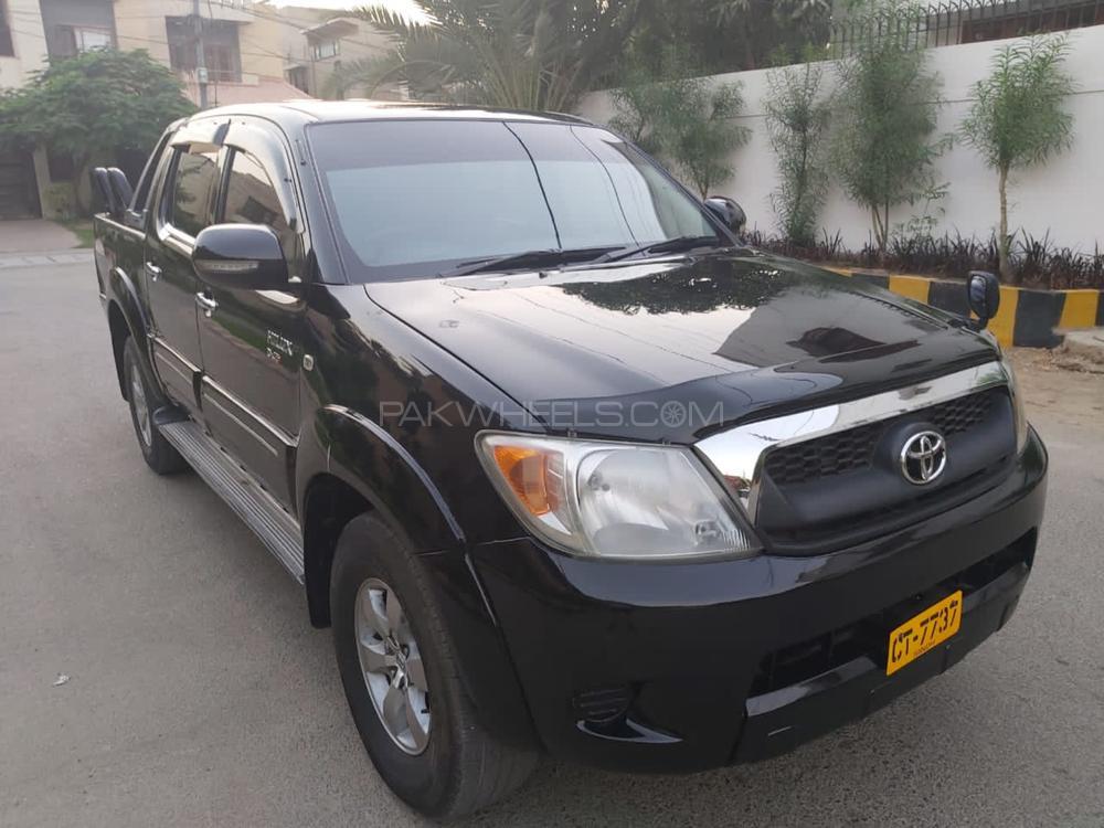 Toyota Hilux Vigo Champ G 2008 Image-1