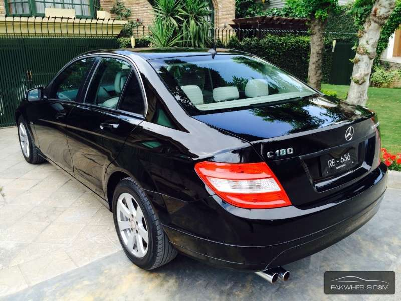 C class for sale in islamabad pakwheels for Mercedes benz c class 2010 for sale