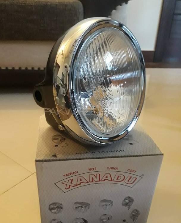 Original Xanadu HeadLight (Lamp) For Gs150 Image-1