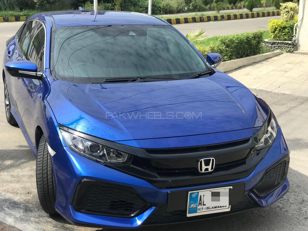 Honda Civic Turbo 1.5 VTEC CVT 2017 Image-1