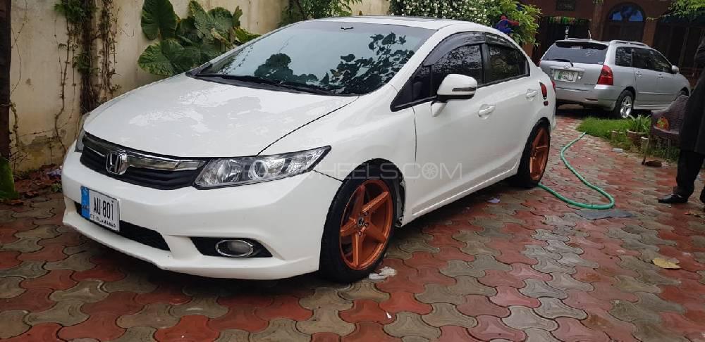 Honda Civic Oriel Prosmatec UG 2014 Image-1