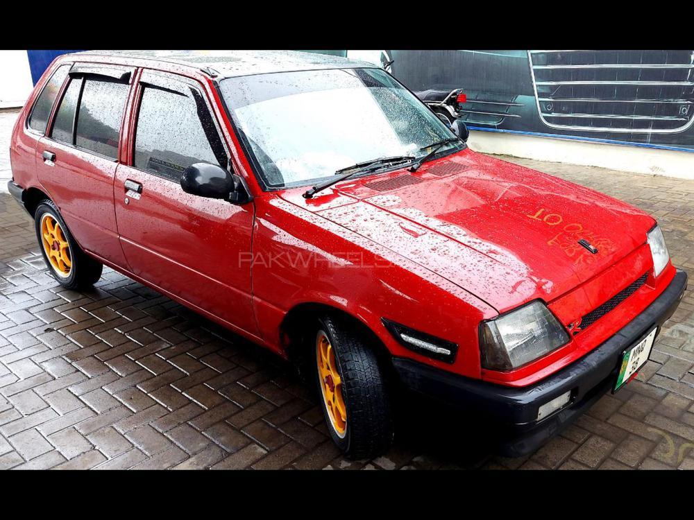 Suzuki Khyber Limited Edition 1992 Image-1