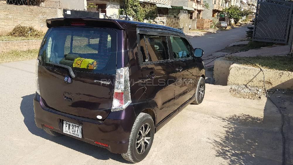 Suzuki Wagon R Stingray Limited 2012 Image-1