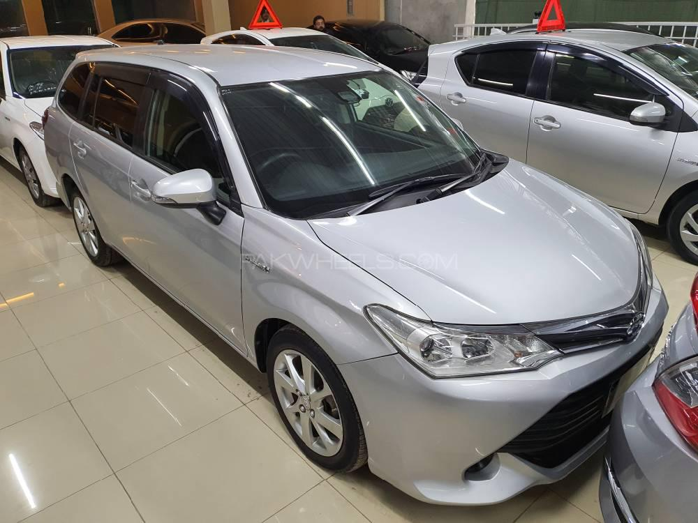 Toyota Corolla Fielder G 2017 Image-1