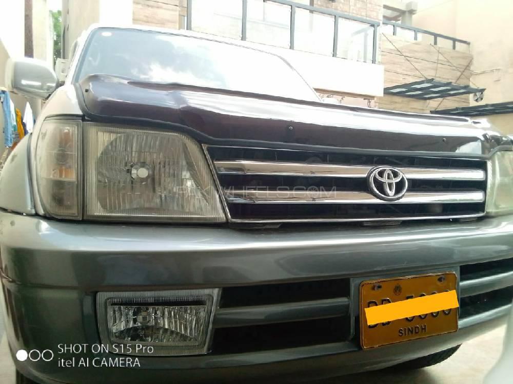 Toyota Prado TX Limited 3.0D 1996 Image-1