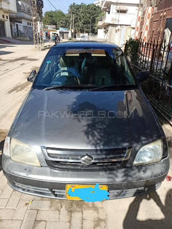 Suzuki Cultus Euro II (CNG) 2011 Image-1