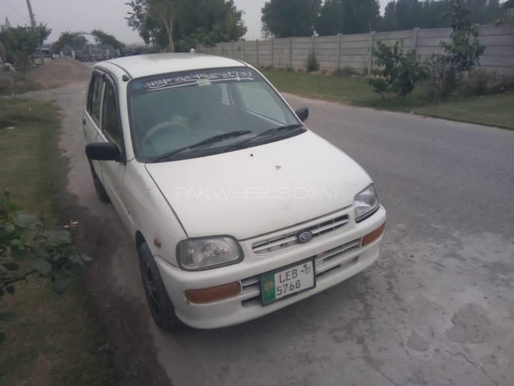 ڈائی ہاٹسو کورے CX 2007 Image-1