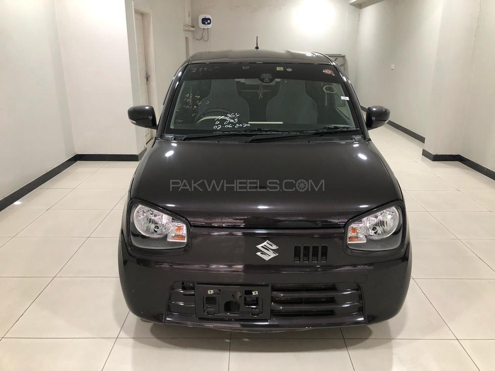 Suzuki Alto X 2017 Image-1
