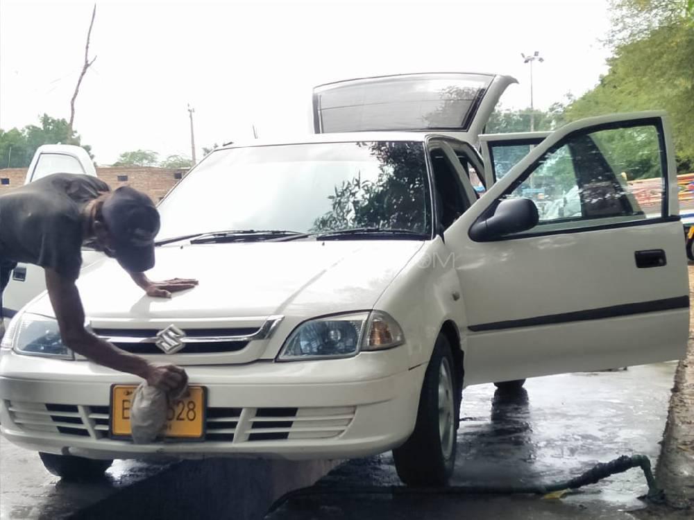 Suzuki Cultus VXLi 2015 Image-1