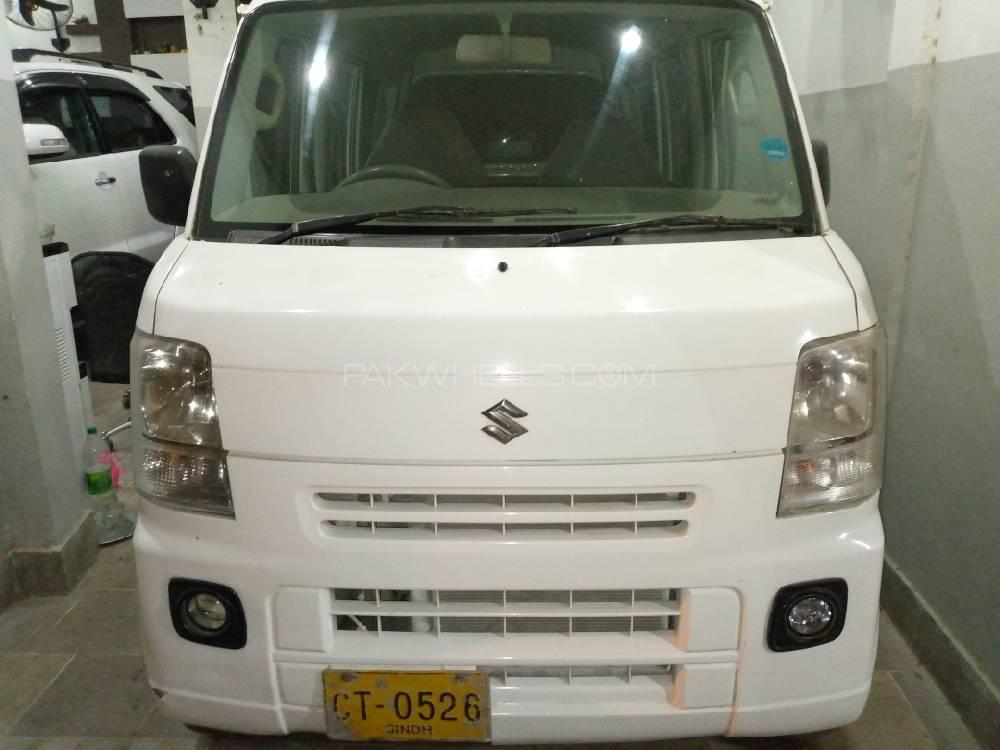 Suzuki Every Wagon JP 2008 Image-1