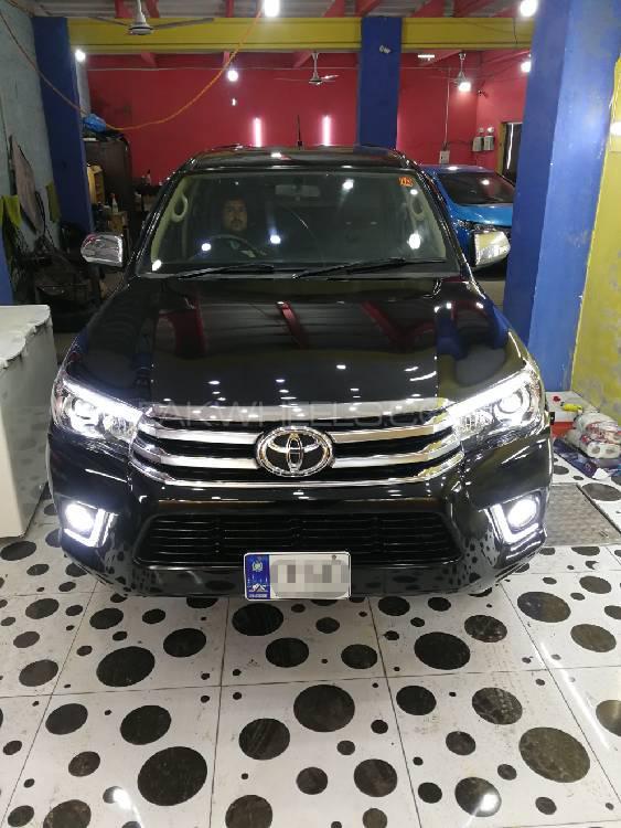 Toyota Hilux Vigo Champ G 2015 Image-1