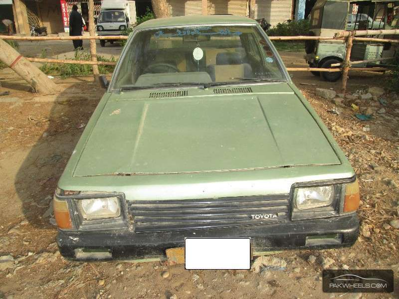 Toyota Other 1984 Image-1