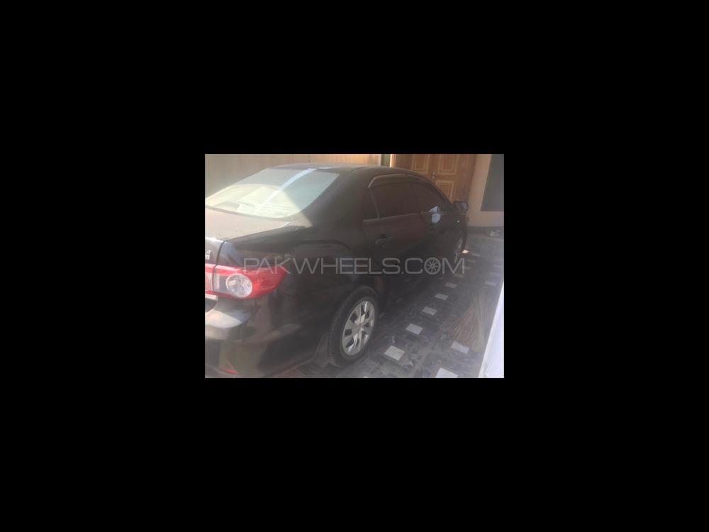 Toyota Corolla GLi 1.3 VVTi 2013 Image-1