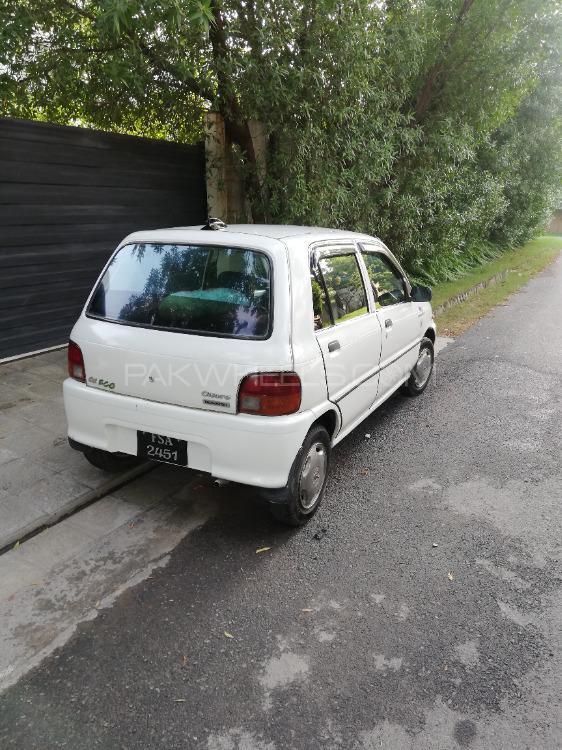 ڈائی ہاٹسو کورے CX 2003 Image-1
