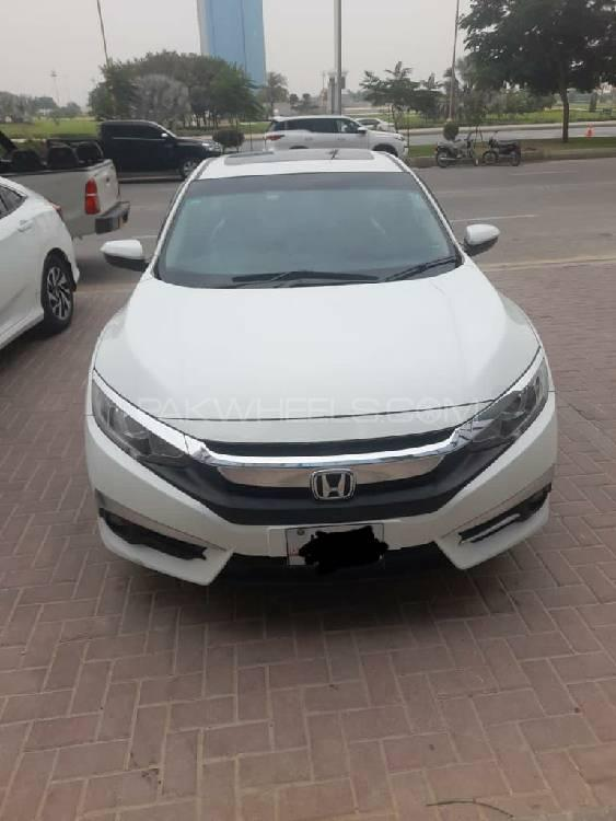 Honda Civic Oriel Prosmatec UG 2016 Image-1