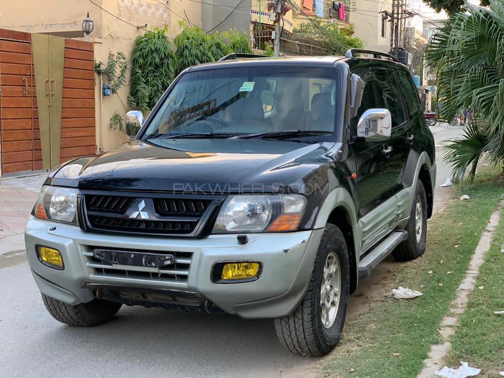 Mitsubishi Pajero GLS 3.5 2003 Image-1