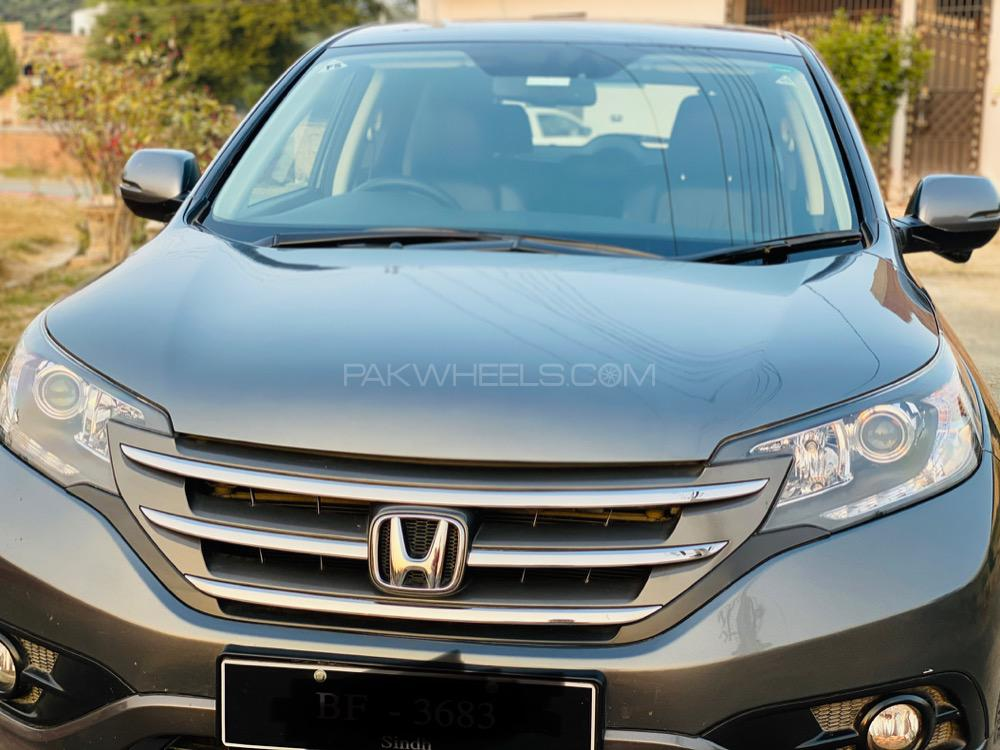 Honda CR-V G Leather Package 2.4 2013 Image-1
