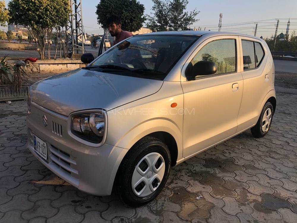 Suzuki Alto L 2018 Image-1