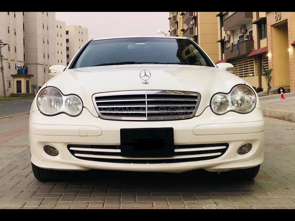 Mercedes Benz C Class C200 CDI 2005 Image-1
