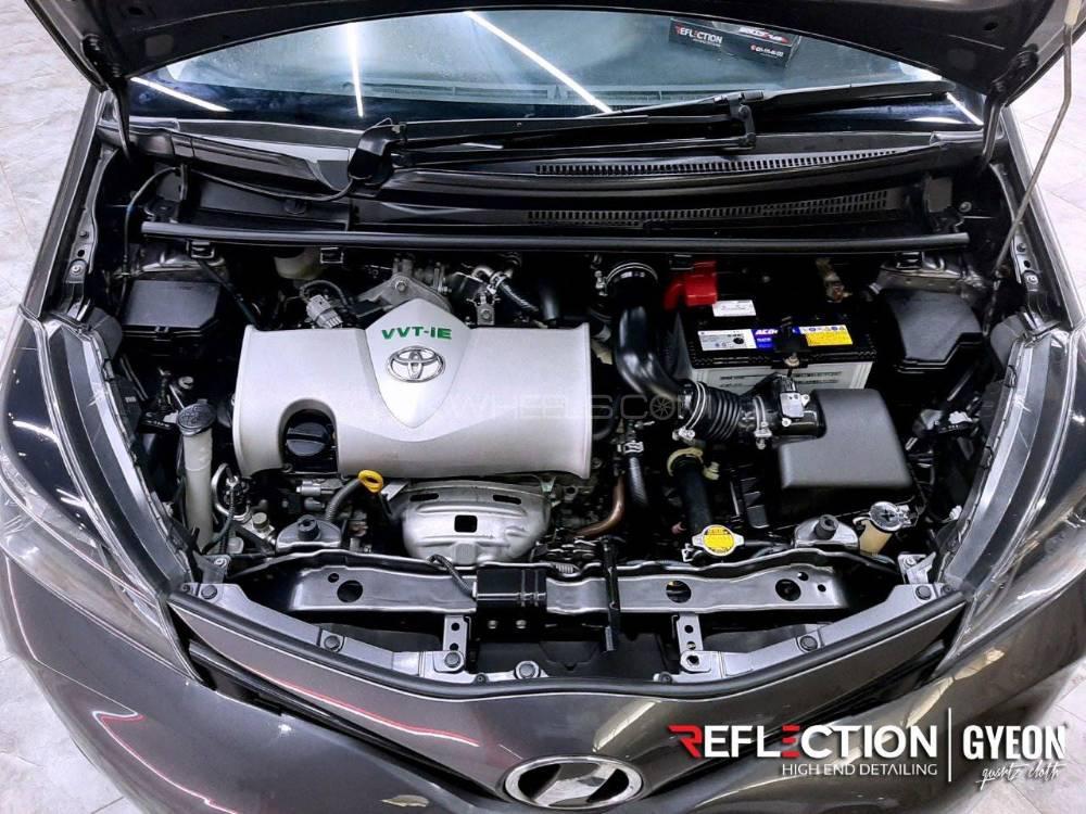 Toyota Vitz U Smart Stop Package 1.3 2014 Image-1