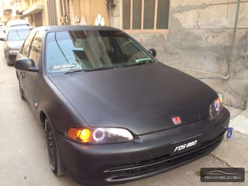 Honda Civic Type R 1995 for sale in Faisalabad | PakWheels