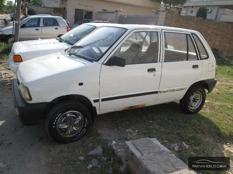 Suzuki Mehran 1997 Image-3