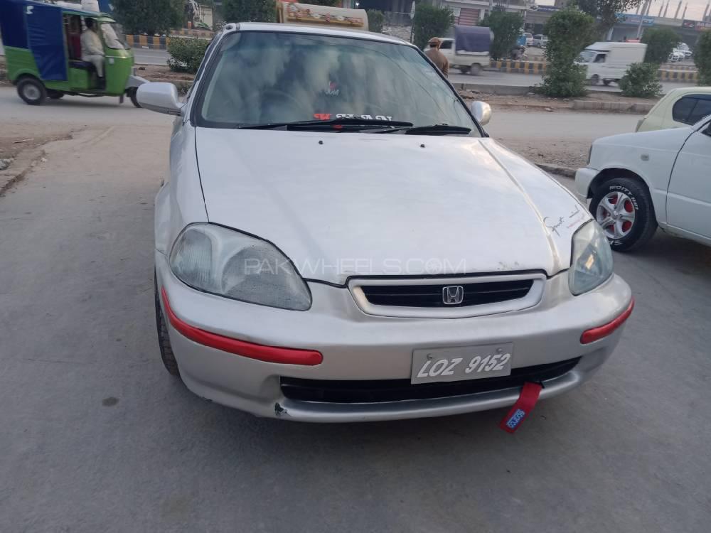Honda Civic EX 1996 Image-1